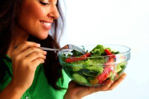 gezond en gevarieerd eten