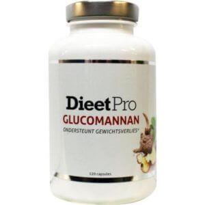 ervaringen dieet pro glucomannan