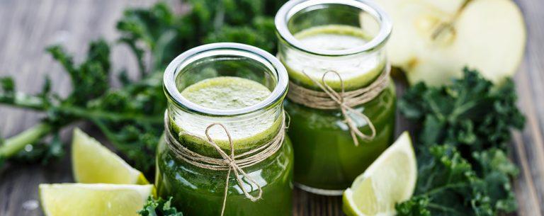 8 Heerlijke Groene Smoothie Recepten om Gezond mee Af te Vallen