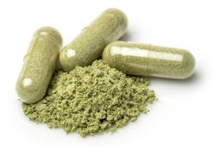 Cápsulas de extracto de té verde