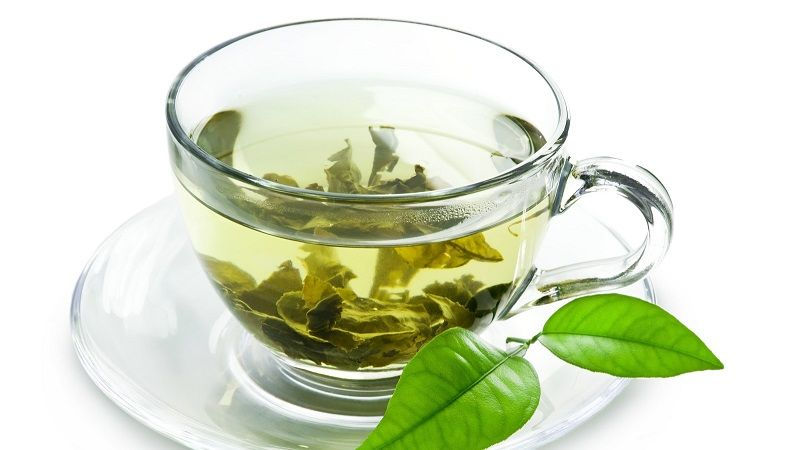 chinese groene thee afvallen