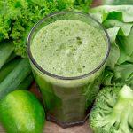 SmoothieSmullers Verfrissende Groene Smoothie met Komkommer en Venkel