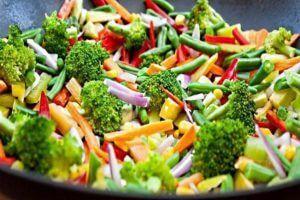 groente eten tegen hoge bloeddruk