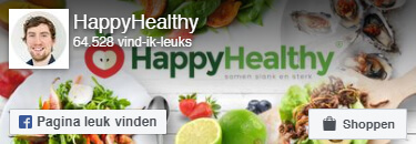 HappyHealthy Facebook