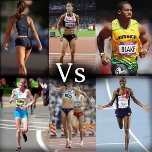 hardlopen krachttraing spieren figuur
