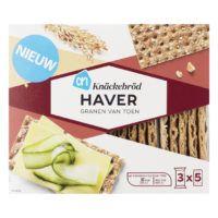 Knackebrod Haver verpakking van het merk Albert Heijn