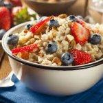 15 Snelle & Simpele Ideeën voor een Gezond Ontbijt + 3 Recepten