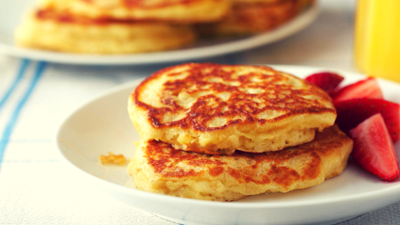 Healthy Comfort food: Havermout Pannenkoeken