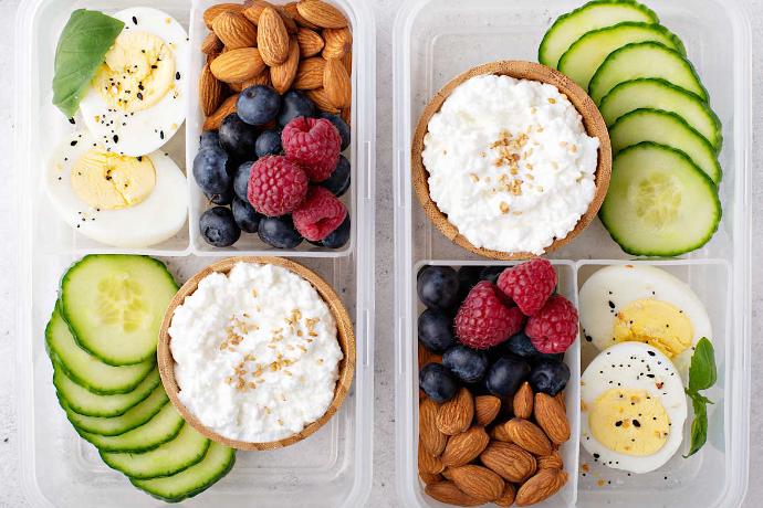 18 Beste Healthy Snacks voor een Slanke Lijn