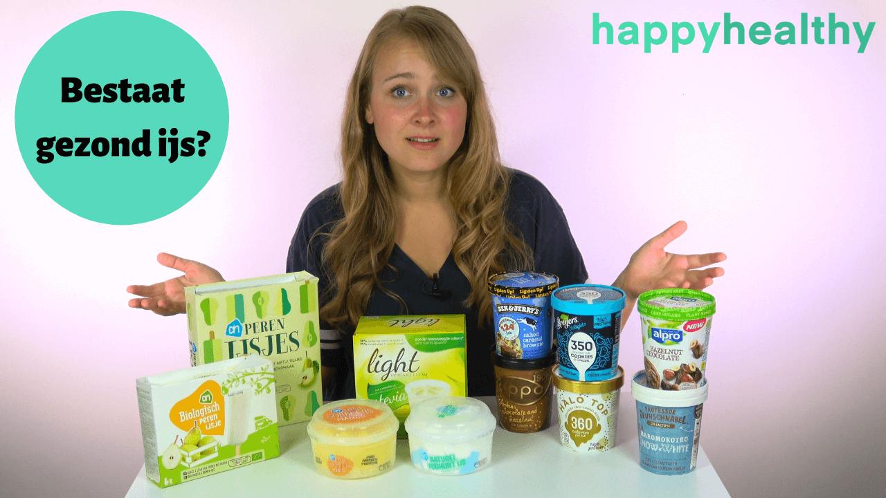 Video: IJs - Welke is het gezondste?