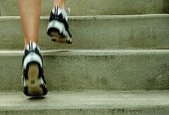 traplopen is goed voor je gezondheid