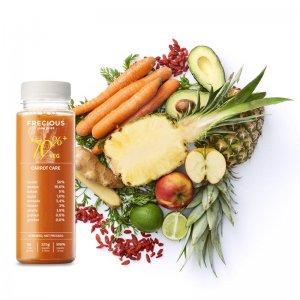 Frecious sapje carrot care met wortel en ananas ingrediënten
