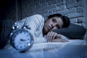 La dépression peut être source d'insomnie
