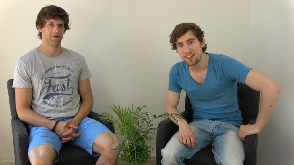 interview Jesse van der Velde