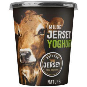 Milde Jersey yoghurt naturel pak
