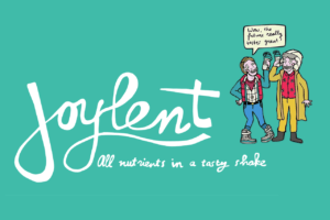 Joylent poster