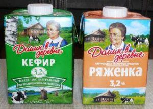 kéfir russe