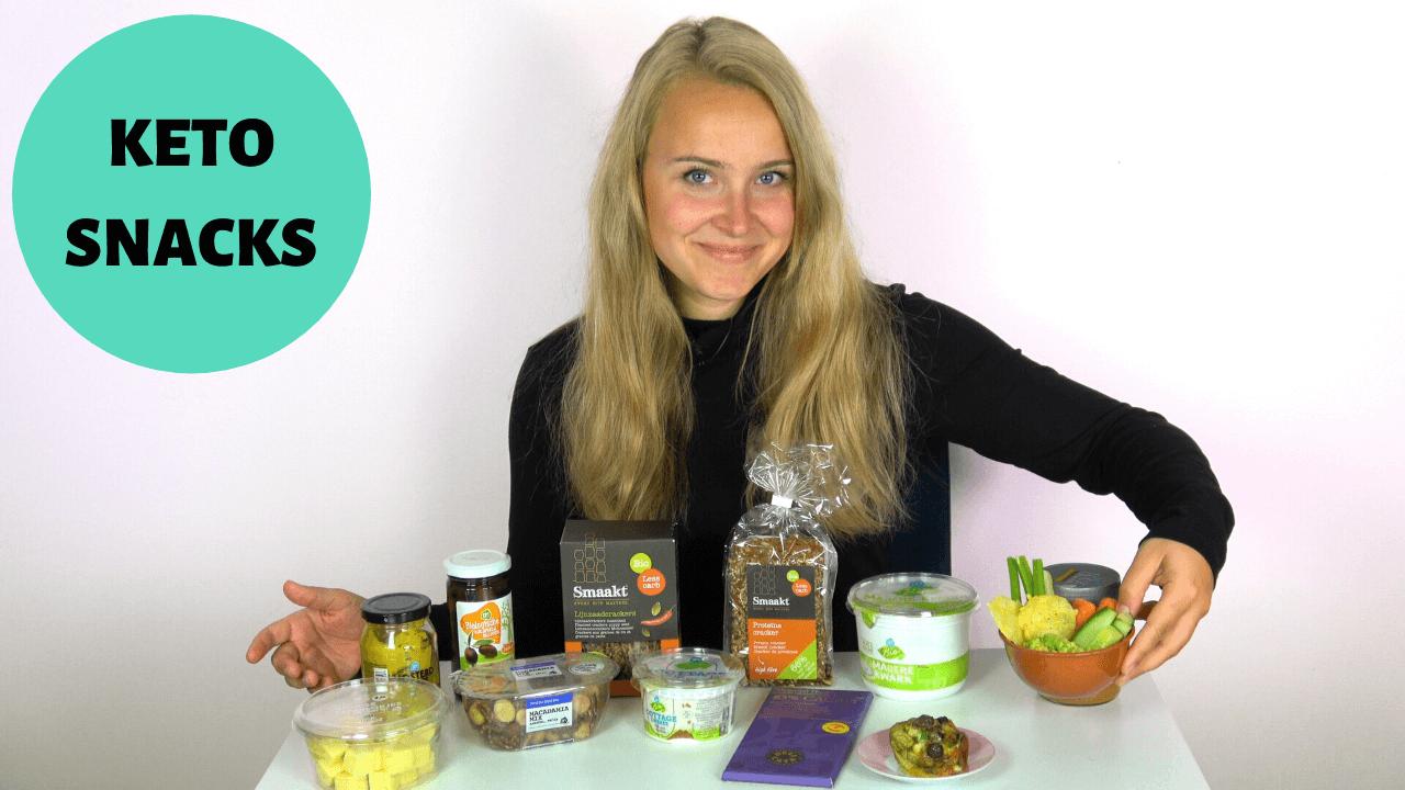 Video: KETO Vriendelijke Snacks - Kant- en klaar & homemade