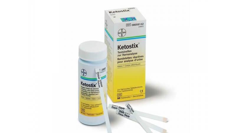 5 Beste Ketostix of Ketose Strips om te Kopen bij Drogist