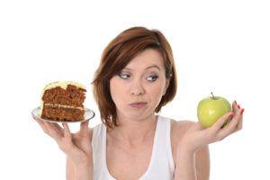 carrot cake ou pomme