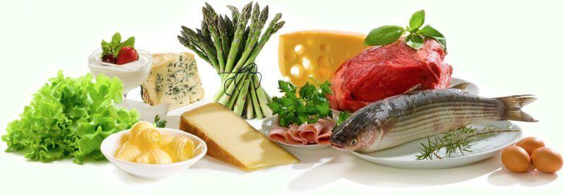 aliments pauvres en glucides