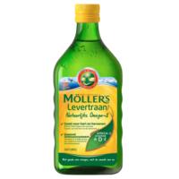 Fles levertraan van het merk Mollers