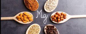 Alimentos ricos en Mg