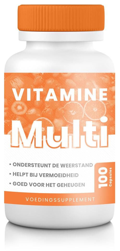 multivitamine supplement
