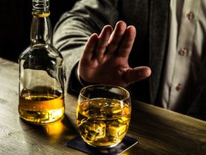 dire non à l'alcool