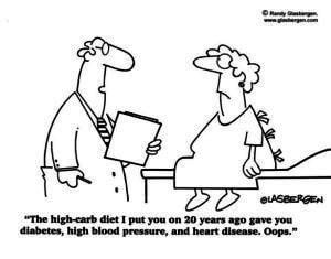 diabetes tipo 1 de koolhydraten tellen