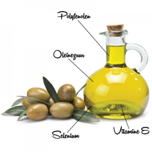 antioxydants huile d'olive