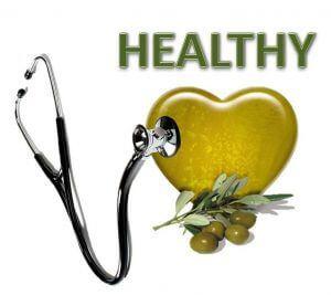 huile d'olive santé