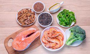 Alimentos ricos en omega-3