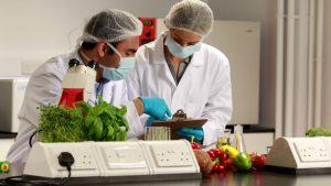 mesure de la teneur en nutriments des légumes