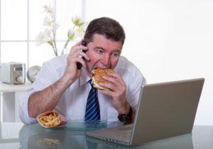 Une dette de sommeil affecte les choix alimentaires