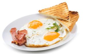 chrono nutrition petit déjeuner