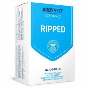 Ripped! afslanksupplement van het merk Body & Fit