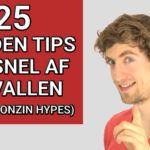 25 Gouden Tips voor Simpel en Snel Afvallen (zonder onzin hypes)