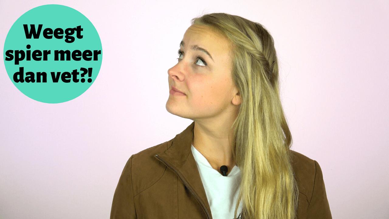 Video: Vetmassa VS. Spiermassa - Wat is het verschil?