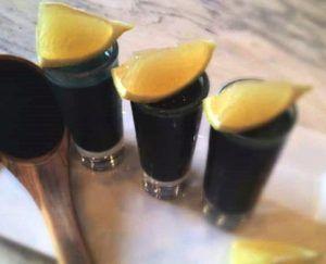 spirulina-shots