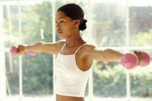 krachttraining voor vrouwen