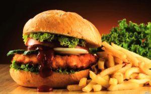 fastfood overgewicht
