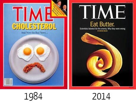 Portadas de revistas Time