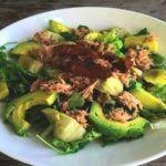 Tunalicious: Tonijnsalade met Paprika en Avocado