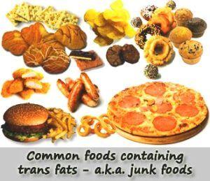 graisses trans