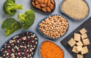 in welke voeding zitten veel eiwitten