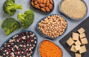 snelle eiwitten voeding
