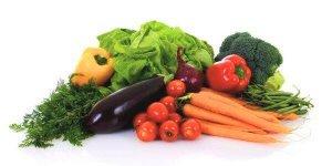 Un régime hypolipidique repose sur des aliments d'origine végétale