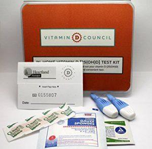 bloedwaardentest vitamine D-waarden