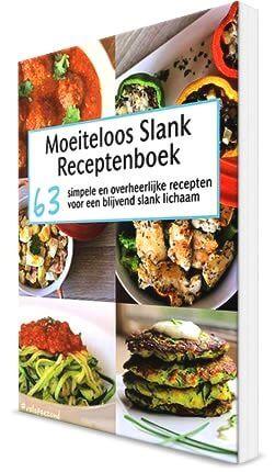 Volop Gezond receptenboek cover